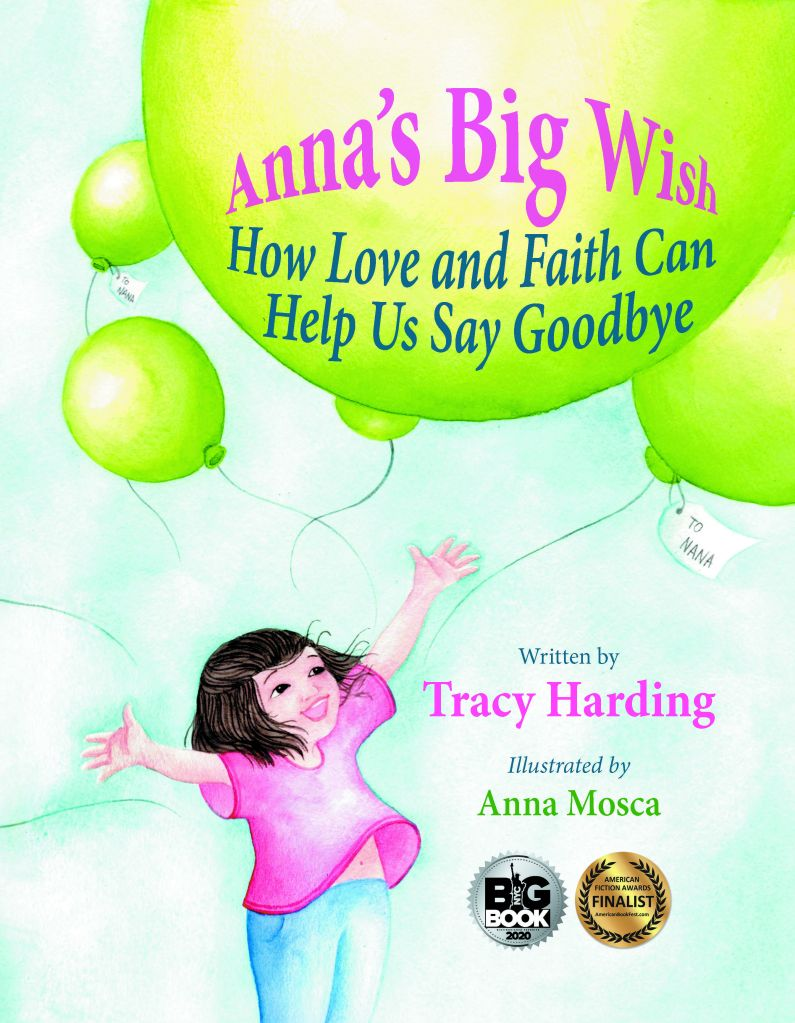 Anna's Big Wish - A 2020 Big Book & American Fiction Award Winner